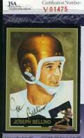 Joe Bellino Heisman Collection Jsa Coa Authentic Autographed Hand Signed