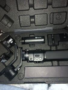 FeiyuTech G6 Max Gimbal 3 Axis Handheld Gimbal Stabilizer. Never used.