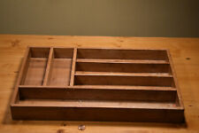 "Flatware Drawer Tray Organizer, Bamboo Wood, 12"" x 18"" x 2"", Bed Bath and Beyond"