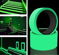 Luminous Tape Fluorescent Glow in Dark Wall Decorative Self Adhesive Sticker 3M