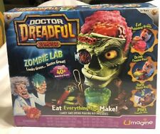 Halloween Doctor Dreadful Dr. Dreadful Zombie Lab New