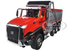 CAT CATERPILLAR CT660 DUMP TRUCK RED 1/50 MODEL BY DIECAST MASTERS 85502