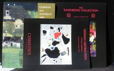 Catalogue Christie's German and austrian art 97 Ravenborg coll Très bon état