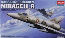 Academy Plastic Model kit 1/48 Dassual T-Breguet Mirage III R #12248