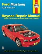 Haynes Workshop Manual Ford Mustang 2005-2014 Service & Repair