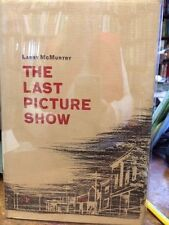 Larry McMurtry THE LAST PICTURE SHOW SIGNED FINE IN DJ. Full signature