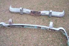 Mercedes 300 Adenauer Owners Bumpers Front Rear W189 Used Original 300d 300b