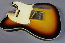 MJT Official Custom Order Vintage Aged Nitro Double Bound Guitar Body Mark Jenny