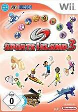 Nintendo Wii Spiel Sports Island 3