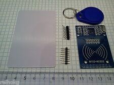 1 kit RFID RC522 détection sans contact Arduino Raspberry (envoi de France) E129