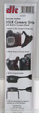 SLR Camera Grip with Built-in Stand - Wrist Strap - Matin DL-7370 - NEW E29