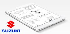 Suzuki XF650 Freewind Service Manual