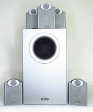 Tannoy FX 5.1 Surround System with 5 Surround Speakers & 1 Subwoofer
