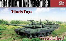 Modelcollect 1:72 Plastic Model Kit T-90A Main Battle Tank Welded Turret UA72001