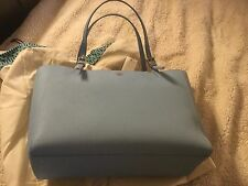 Tory Burch York Buckle Tote Bag Robinson Saffiano Leather NWT