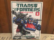 Takara Transformers G1 Smokescreen Collection Reissue #5 Sealed