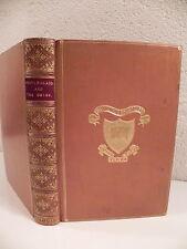 SWITZERLAND AN THE SWISS gravu LONDON 1877 maroquin BICKERS NEWTON ABBOT COLLEGE