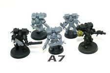 Warhammer Space Marines Blood Angels Death Company - A7