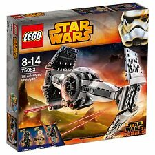 Lego Star Wars TIE ADVANCED PROTOTYPE 75082 Rebels The Inquisitor Fighter New