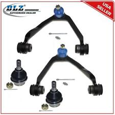 Front 2 Upper Control Arms and 2 Lower Ball Joints For 1997-2003 FORD F-150 4x4