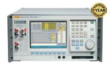 Fluke 6100a Electrical Power Quality Standard Calibrator