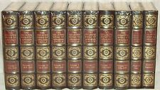 Easton Press Collected Works of Abraham Lincoln 10 vols - Roy P. Basler, Editor