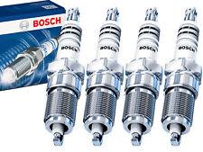 4x Zündkerze Zündanlage Bosch 0 242 235 668 Audi BMW Fiat Opel Skoda VW