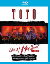 Toto: Live at Montreux 1991 Blu-Ray (2016) Toto cert E ***NEW*** Amazing Value