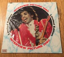 """Prince Limited Edition Interview Picture Disc 12"""" Vinyl Record Made In The UK"""