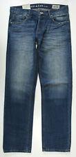 TOM TAILOR DENIM TTD W32 L34 (32/34) Herren Jeans Hose blau Slim Relaxed 2.Wahl