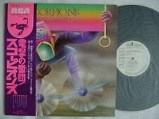 PROMO WHITE LABEL / SCORPIONS FLY TO THE RAINBOW / WITH OBI