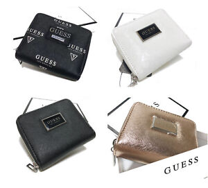 Abree SLG Zip Around Coin Wallet 4 Colors New With Box NWT RR602655