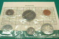 Canada 1986 Prooflike Mint Set.