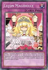 Yu-Gi-Oh - Leçon Magidolce (REDU-FR070)