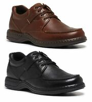 Mens HUSH PUPPIES RANDALL II FORMAL DRESS WORK CASUAL LEATHER LACE UP SHOES