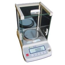 Tree HRB 623 Magnetic Force Laboratory Milligram Balance 620g x 0.001g RS232 USB