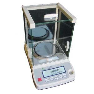 Magnetic Force Balance 620g x 0.001g Tree HRB 623 Laboratory Milligram RS232 USB