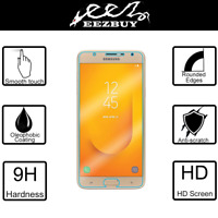 Premium Tempered Glass Film Screen Protector for Samsung Galaxy J7 Duo
