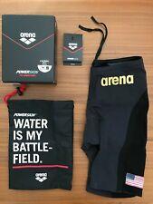 Arena Powerskin Carbon Flex VX Race Tech Suit Jammer Men's US Size 28 LARGE LOGO