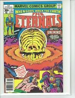 The Eternals #12 1977 Jack Kirby Movie Coming