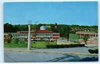 Athens University of Georgia Science Center Physics Building GA Postcard D31