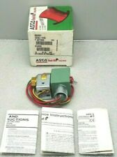 NEW ASCO 8262G91 2-WAY DIRECT-ACTING SOLENOID VALVE RED HAT