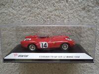 MEGA RARE 1958 Ferrari 250 TR58 #14 LeMans OVERALL WINNER 1:43 Starter Handbuilt