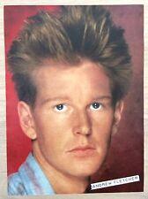 BRAVO POSTER Andrew Fletcher - Depeche Mode - 80er Jahre !!!