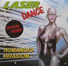 "Laserdance - Humanoid Invasion (Digital Remix) (12"", Maxi, RE) SEALED"