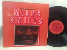 """MILES DAVIS QUINTET MILES SMILES VINYL LP RECORD 12"""""""