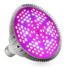 80W E27 Full spectrum LED Grow light Grow Lamp Bulb for Flower Plant Hydroponics