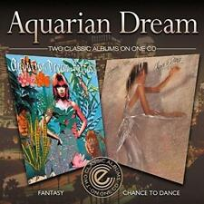AQUARIAN DREAM Fantasy / Chance To Dance NEW & SEALED JAZZ FUNK DISCO CD 70s