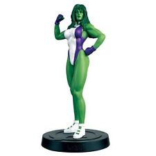Eaglemoss * She-Hulk * Marvel Fact Files #13 Statue & Collector Magazine Figure