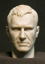 "Tête Custom head sculpt 12"". 1:6. Harrison Ford Deckard ""Blade Runner""  V-144"